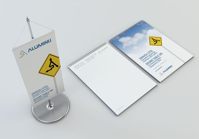 dizajn agencija mostar aluminij skup znanstveni