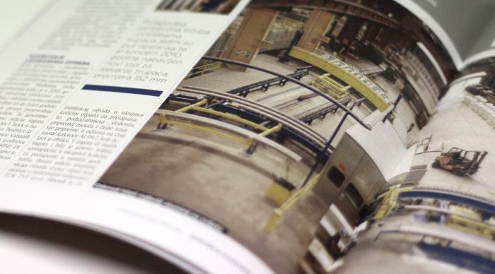 shift mostar grafički dizajn časopisa aluminij