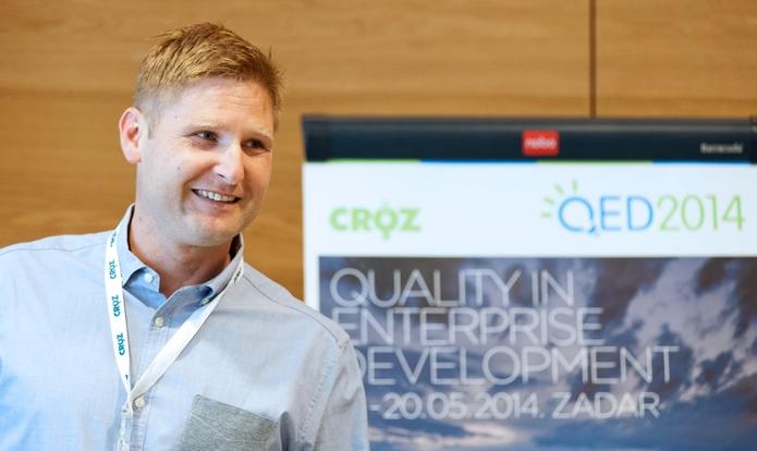 Vizualni identitet konferencije QED