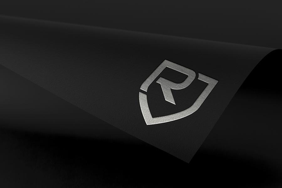 Vizualni identitet tvrtke Rigor logotip design