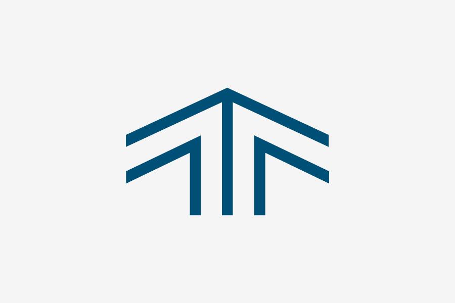 vizualni identitet zaštitni znak ata consult grafički dizajn sbd