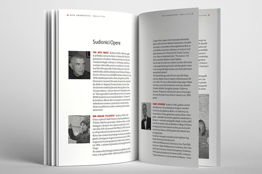 dizajn brošure opera diva grabovčeva grafički dizajn sbd