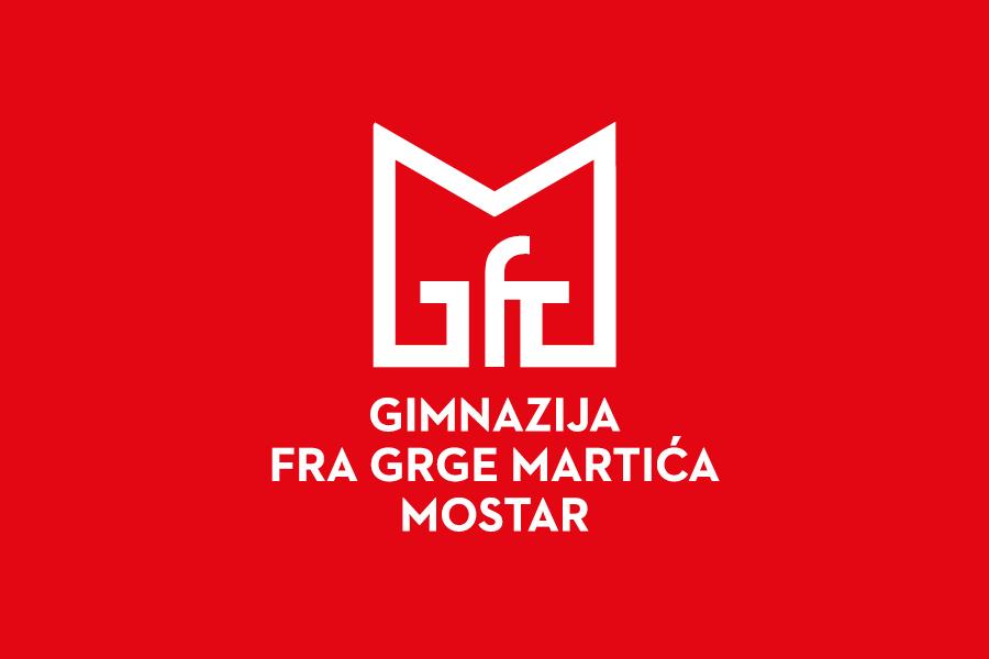 Visual Identity Design for Gymnasium High School logo
