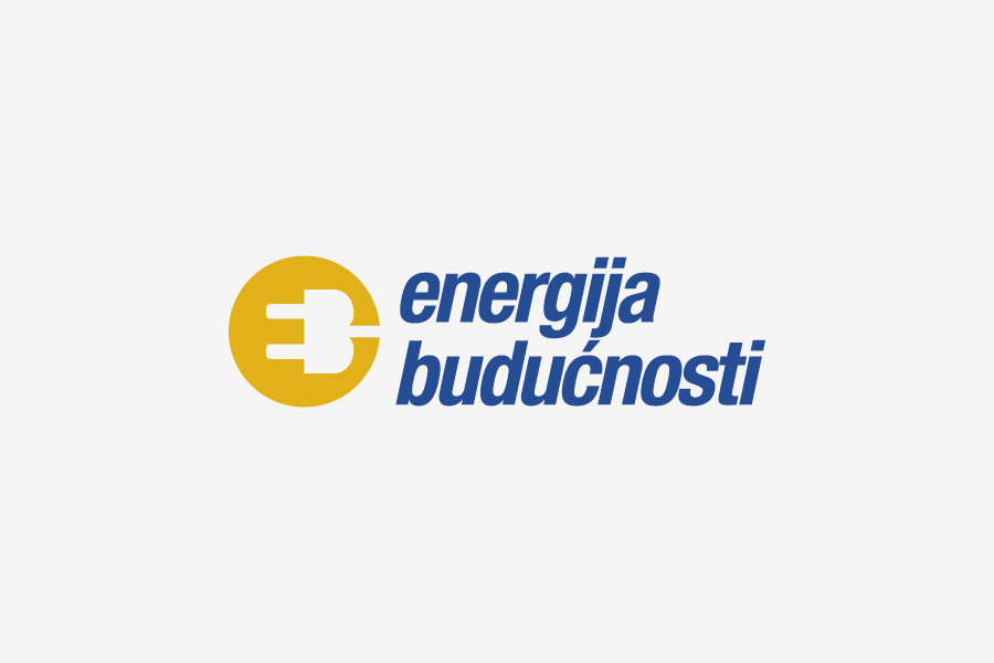 Vizualni identitet Energija budućnosti, dizajn logotipa