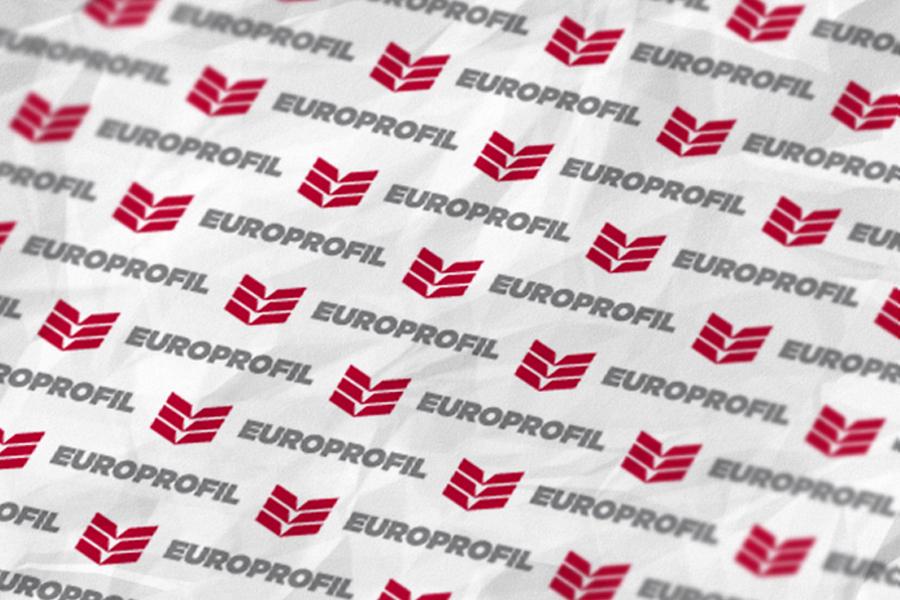 dizajn vizualnog identiteta europrofil agencija shift