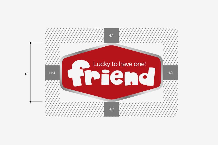vizualni identitet friend hrana za mačke i pse