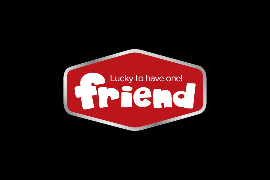 friend logotip hrana za mačke i pse
