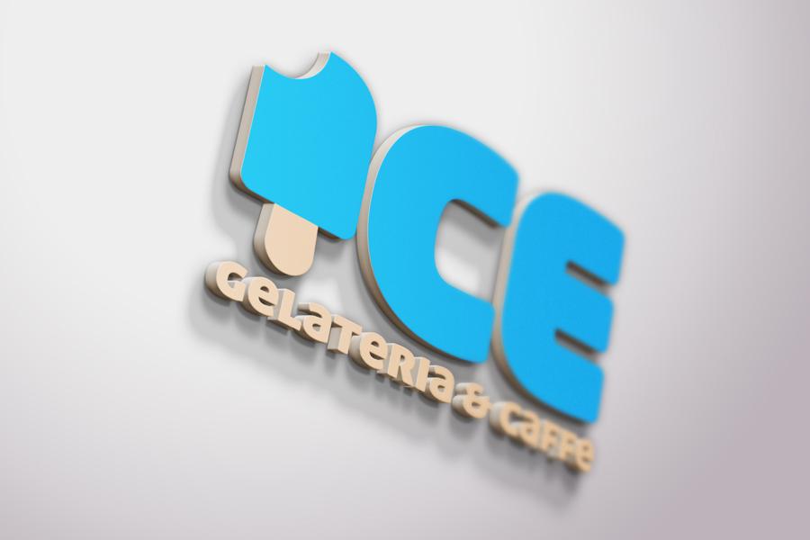 Vizualni identitet caffe slastičarnice dizajn logotipa  sbd
