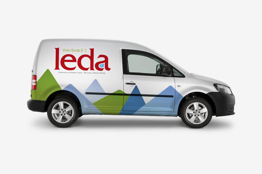 shift agencija mostar dizajn logotipa leda voda oslikavanje vozila