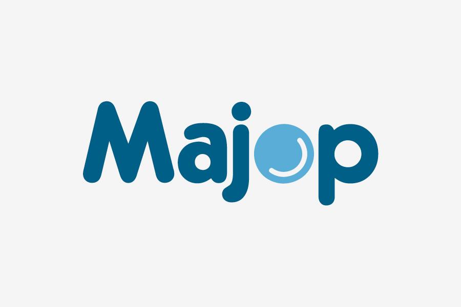 dizajn logotipa  majop mostar
