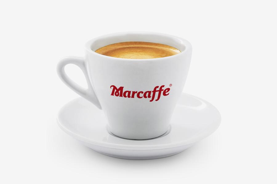 vizualni identitet marcaffe kava dizajn šalice