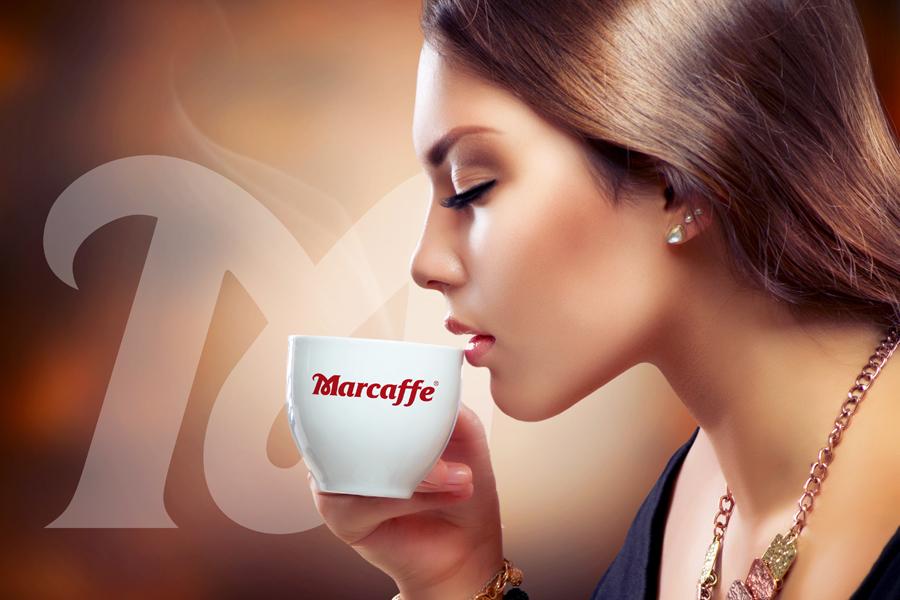 dizajn vizualnog identiteta marcaffe kava