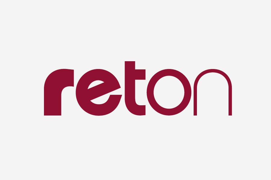 vizualni identitet reton mostar, dizajn logotipa shift agencija