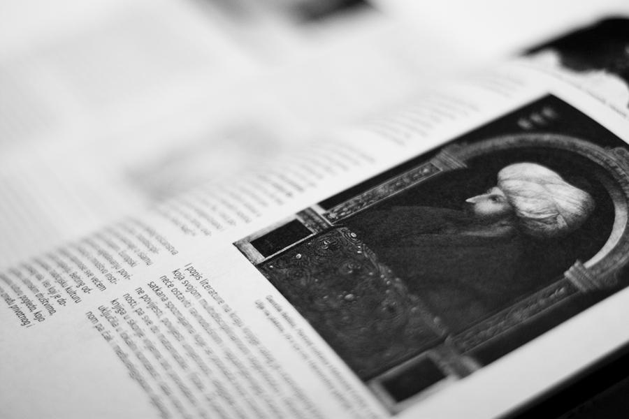 Grafička oprema magazina Status, redizajn časopisa
