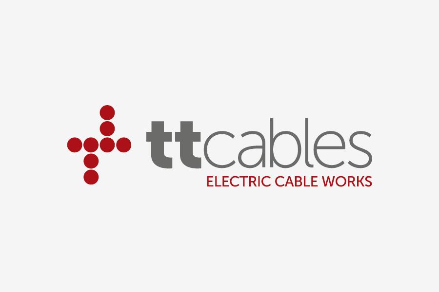 Vizualni identitet TT Kabeli, dizajn logotipa shift agencija