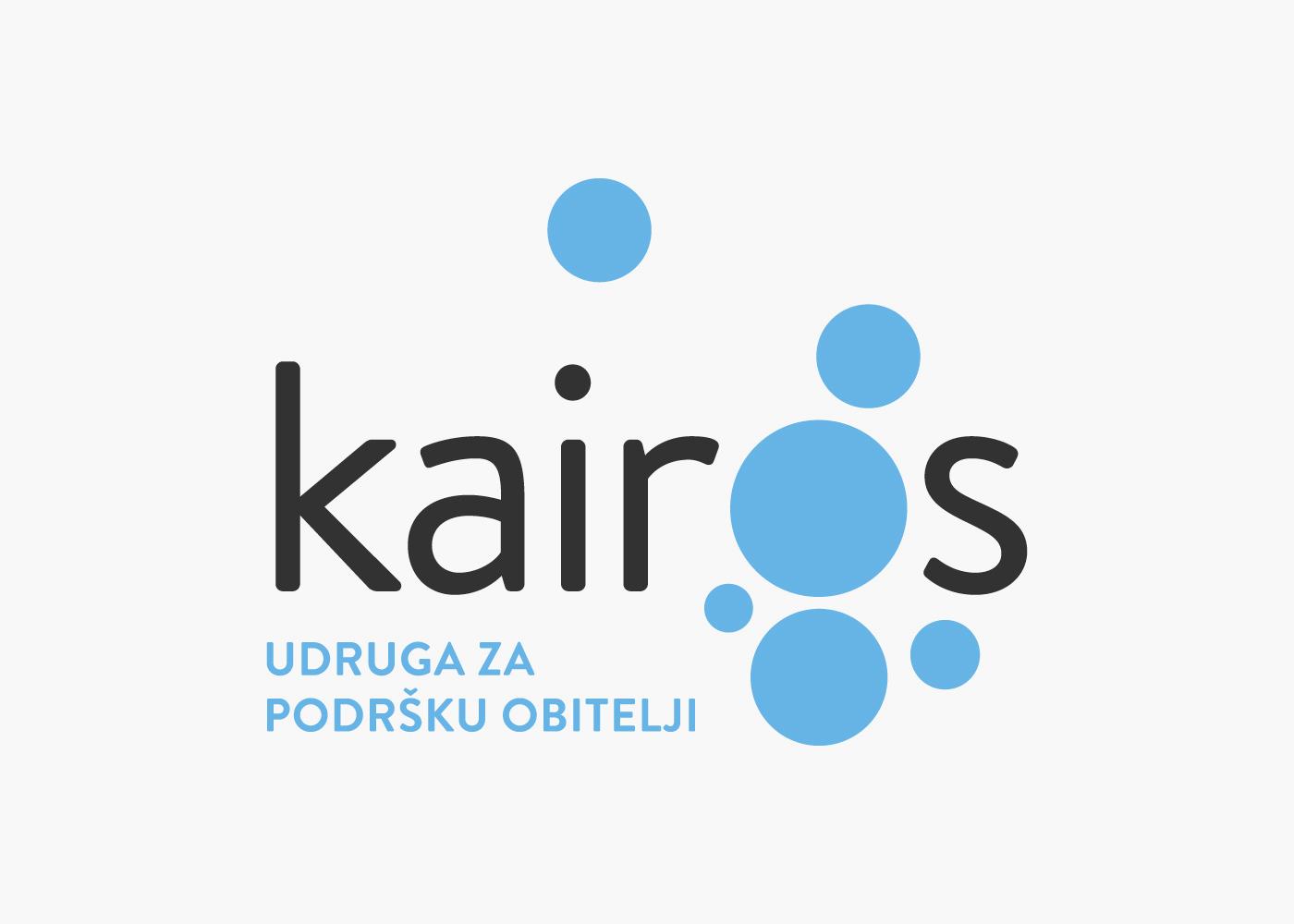 Visual identity of the Kairos Association