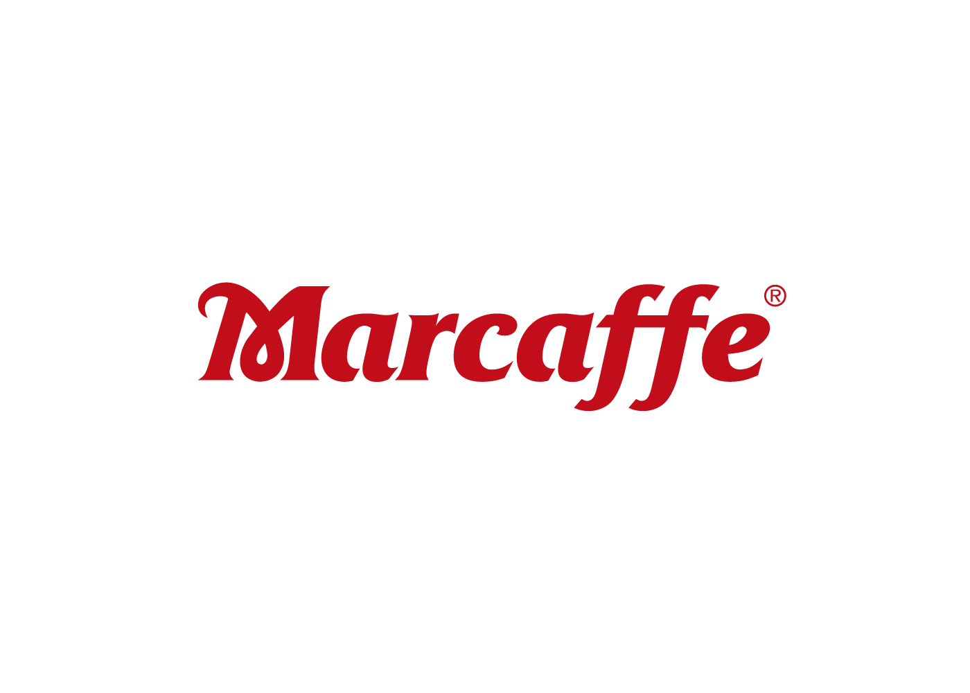 Brand identity of Marcaffe