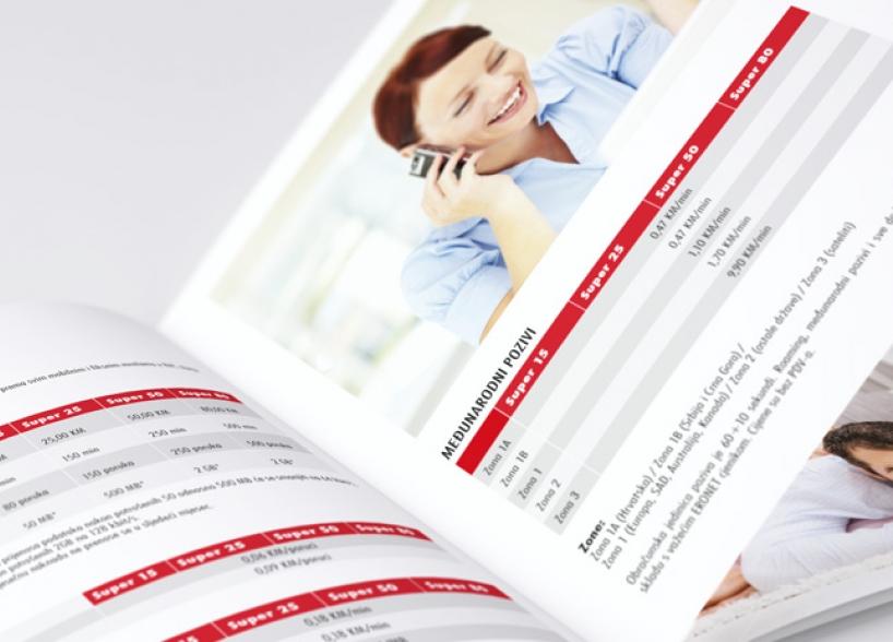 dizajn btl katalog brošura ht eronet mostar