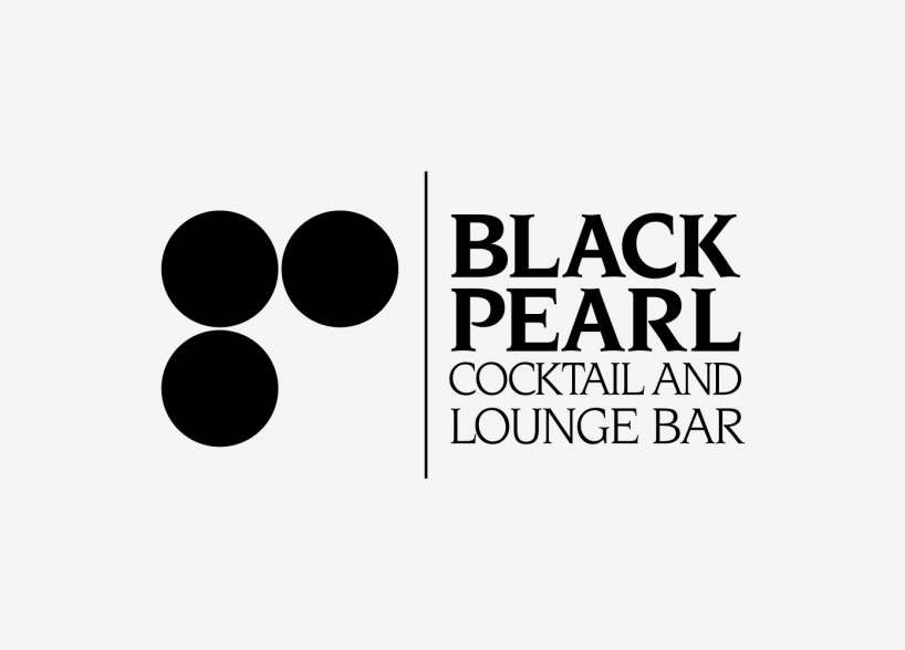 Vizualni identitet Cocktail & Lounge bar Black Pearl