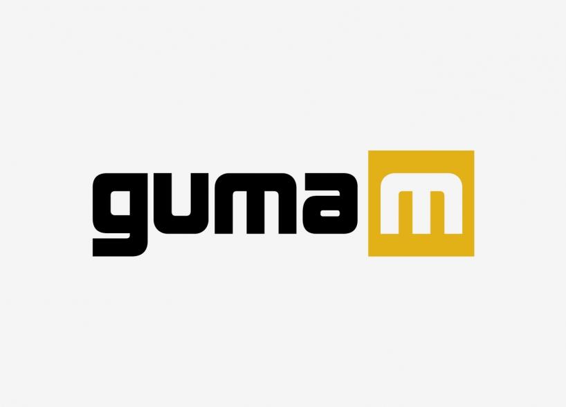 Logotip autokuće Guma M
