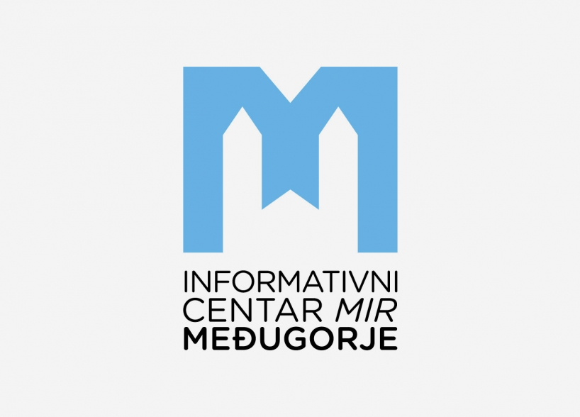 """Visual identity of the Information Centre """"Mir"""" Međugorje"""