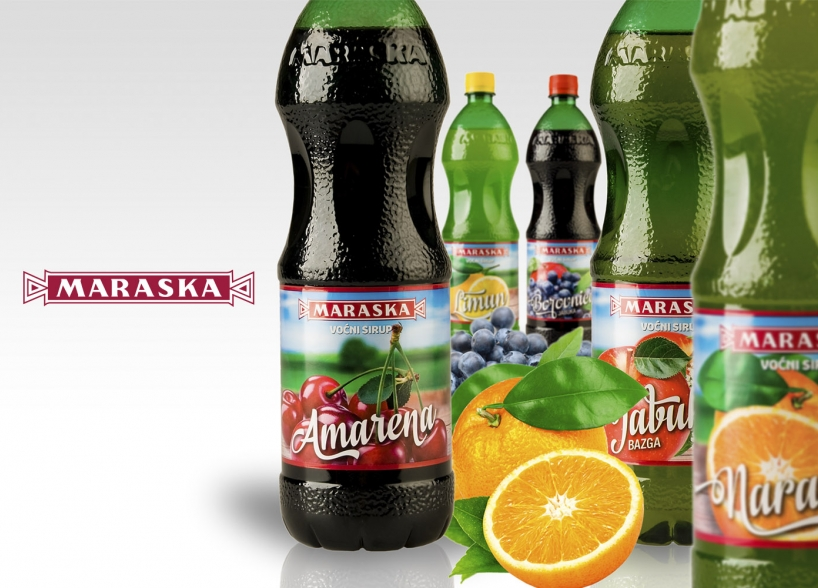 Redesign of fruit juice packaging