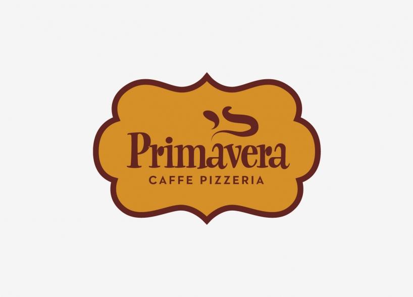 Vizualni identitet pizzerije Primavera
