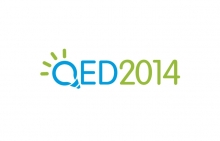 Visuelle Identität - Konferenz QED 2014