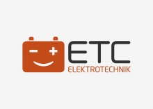 Visual identity of an electric service company