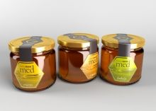 Redesign of honey labels