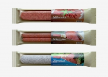 Dry sausages rebranding