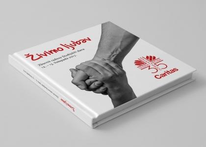 Živimo ljubav! – dizajn monografije/zbornika radova.