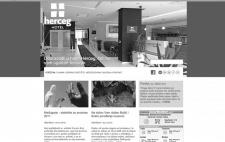 shift.ba grafički dizajn, hotel herceg web stranica