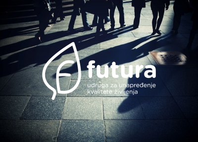 "Visual identity of the association ""Futura"", Mostar"