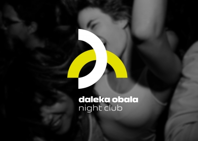 Visual Identity of Nightclub Daleka Obala, Mostar