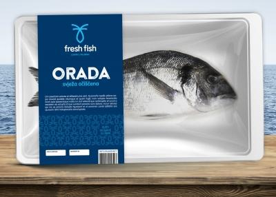 Visual Identity of Fish Farm