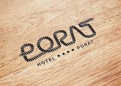 Visual identity of Hotel Porat