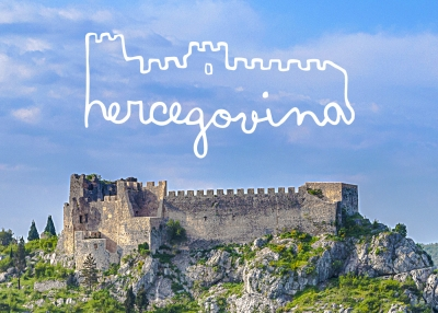 The Visual Identity of Tourism Cluster Herzegovina