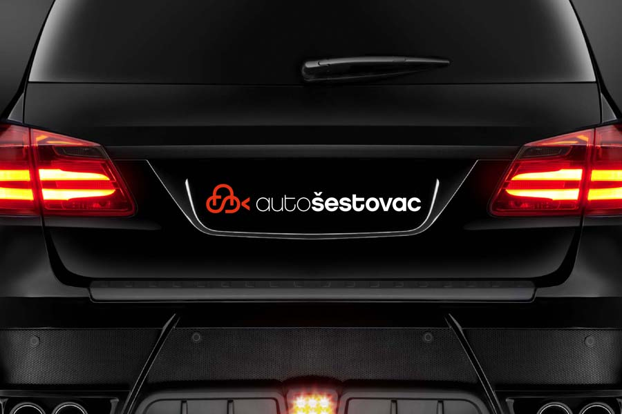 Vizualni identitet Auto Šestovac
