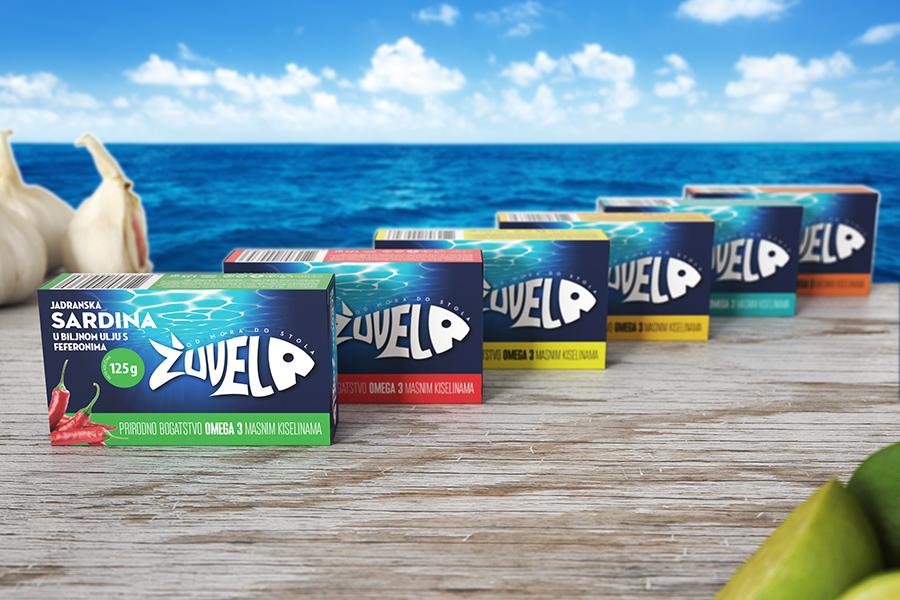 Dizajn pakiranja linije konzerviranih proizvoda