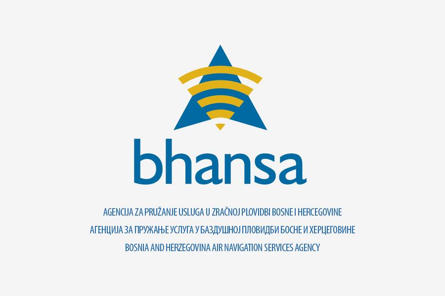 BHANSA vizualni identitet, logo dizajn shift.ba