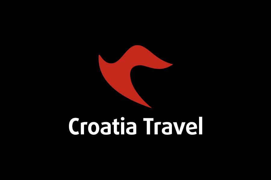 Vizualni identitet turističke agencije croatia travel