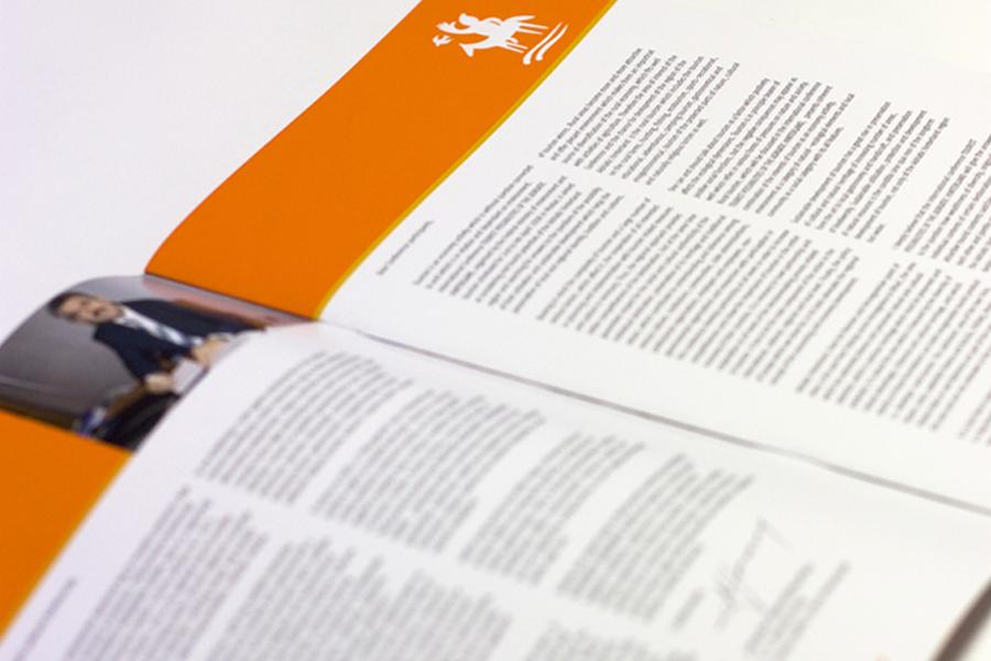 Međunarodna konferencija o turizmu, dizajn brošure