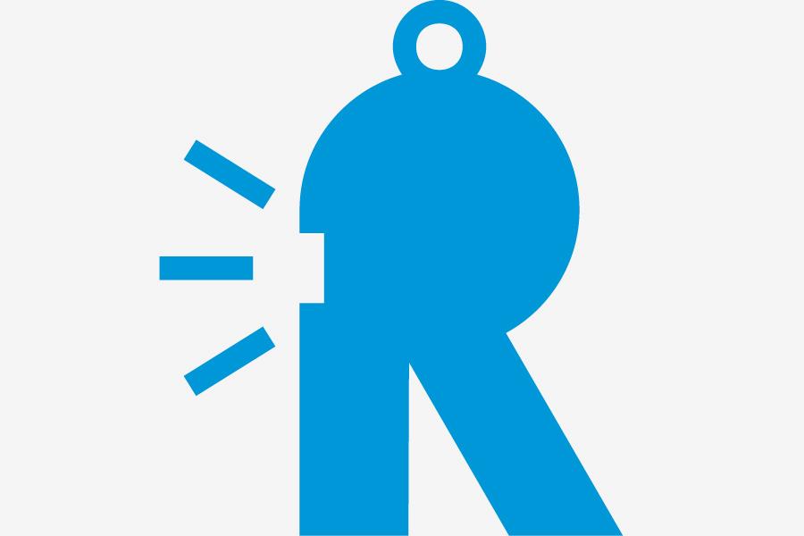 Vizualni identitet Renata, shift agencija, dizajn logotipa