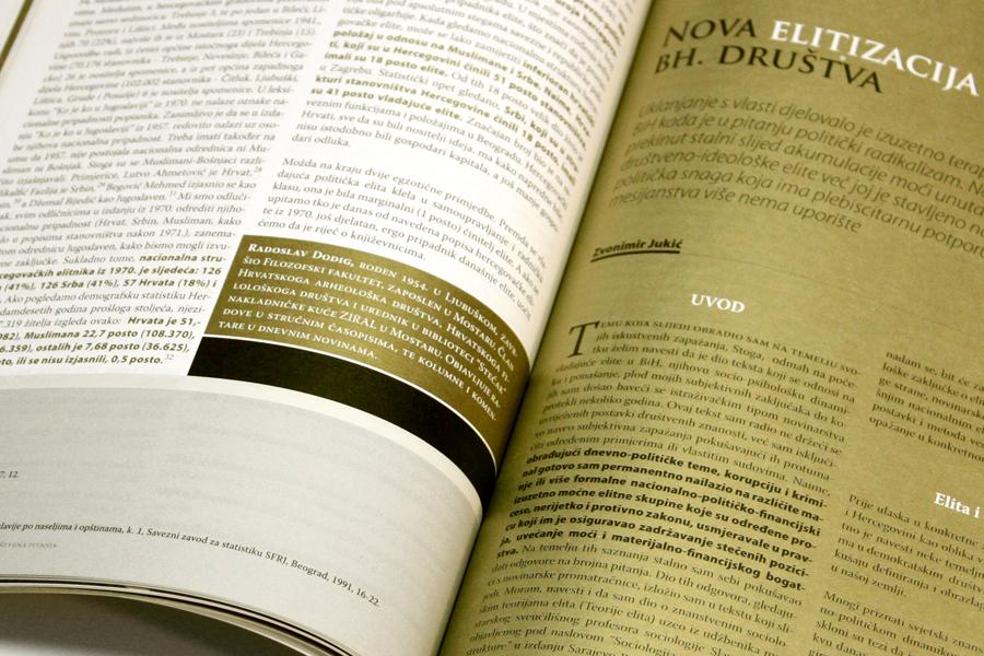 Grafička oprema magazina Status, redizajn magazina, shift.ba