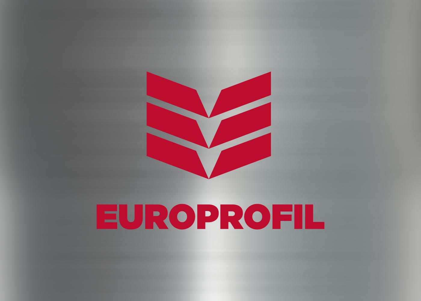 Corporate identity design  Europrofil & Co.