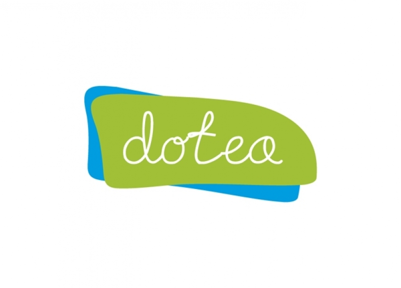 Visuelle Identität DOTEA GmbH.