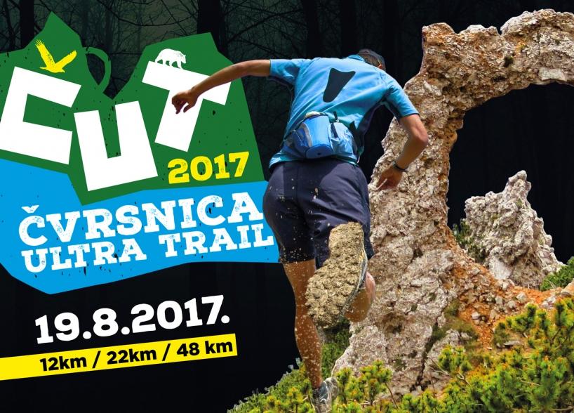 Visual identity Čvrsnica Ultra trail 2017