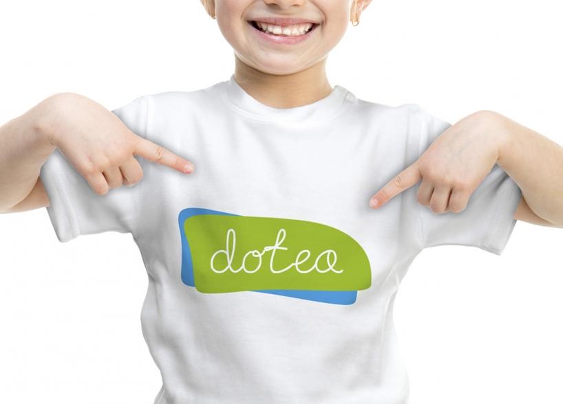 Visual identity DOTEA Ltd.
