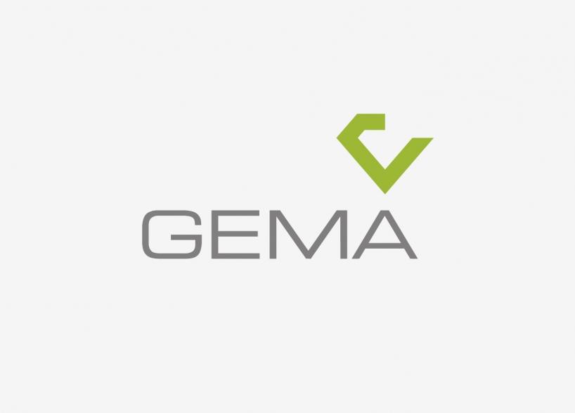 Visuelle Identität GEMA GmbH